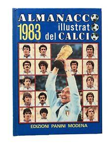 Almanacco-illustrato-del-calcio-1983-AA-vv-Edizioni-Panini-Beltrami
