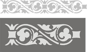 Malerschablone-Wandschablone-Malerbedarf-Wandschablonen-Stencils-Antike-1