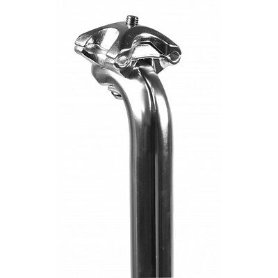 Kalloy UNO SP-248 400mm Seatpost In Silver All Sizes