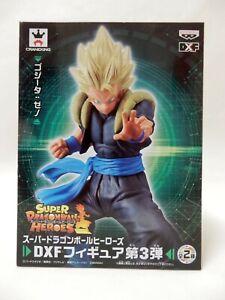 Banpresto SUPER DRAGON BALL HEROES DXF Figure vol.3 Gogeta Xeno JAPAN OFFICIAL