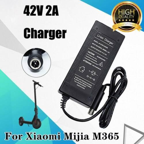Ladegerät Netzteil Adapter Charger 42V Für Xiaomi Mijia M365 E-Scooter Roller DE