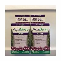 Acaiberry Diet 120- Pack Of 2 Free Shipping