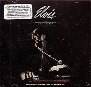 ELVIS-PRESLEY-CLOSE-UP-SAMPLER-COLLECTIBLE-AUDIO-CD-New