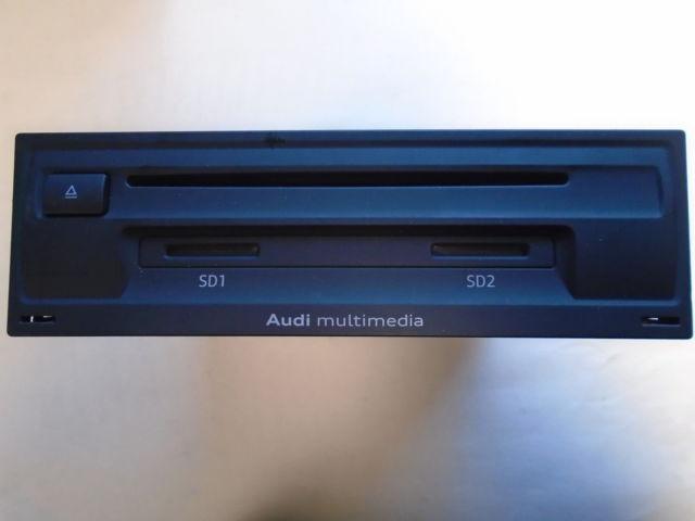 Genuine Audi OEM Part - MMI Navigation MIB 1 - with DAB no SIM - A3 8V