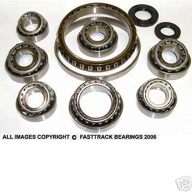 Renault Traffic 1.9dci pk6 6 speed gearbox Bearing and seal kit.