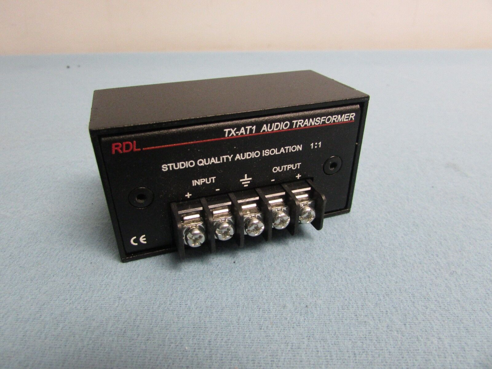 RDL TX-AT1 Audio Transformer (42D)