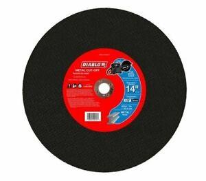 Cut Off Wheels 14 inch Cutting Metal Disc Tool Saw Blade Medium Duty 1 Pack