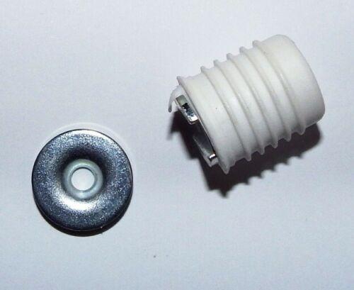 Möbelmagnete 14 mm Durchmesser Häfele 50 Einbohrmagnete,Magnete