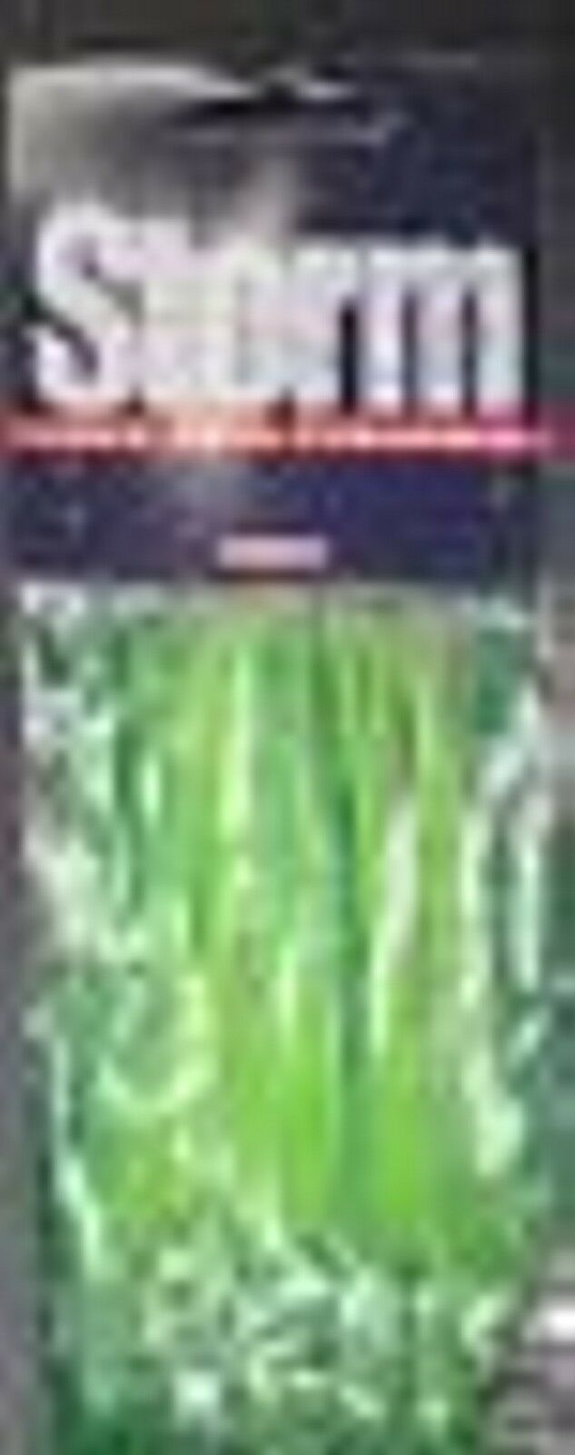 12 cm avec Muppets vert foncé/jaune avec cm argent taches c40a99