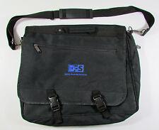 Dell Laptop Messenger Bag Briefcase Black Computer Shoulder Strap Carrying Case