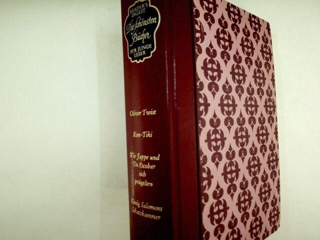 Reader´s Digest - Die schönsten Bücher für junge Leser Oliver Twist - 1974