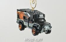 Custom Christmas Ornament 1/64 Motorhome Class C Deluxe RV Road Trip Vacation