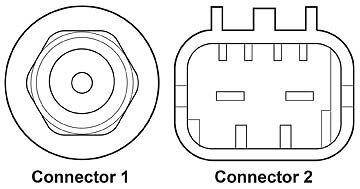 CS Low Pressure Switch Fits: 1989-2006 Mack CH CHN CM Replaces 1MR355M2
