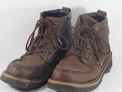 JUSTIN BOOTS 989 Men's Dugan Brown