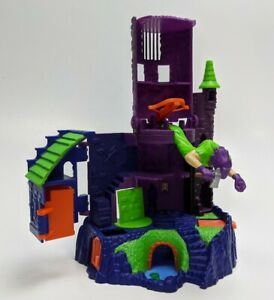 Goosebumps-1996-A-Night-in-Terror-Tower-Micro-Machines-Kenner-Playset-Halloween