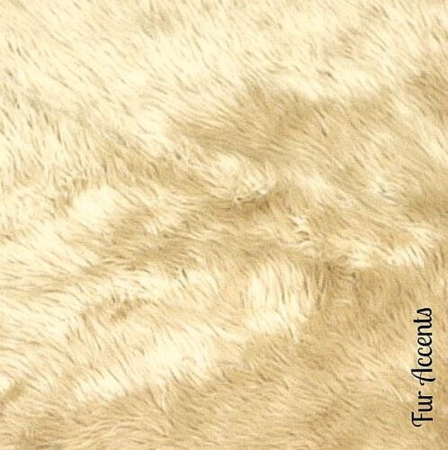 Premium Plush Faux Fur Soft Designer Shag Quatro Sheepskin Nursery Rug
