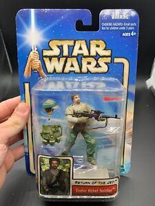 Star-Wars-Endor-Rebel-Soldier-ROTJ-Hasbro-NEW