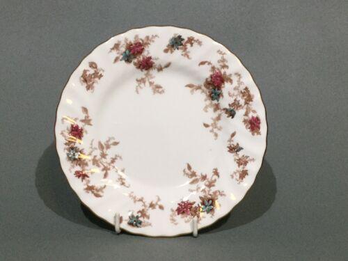 "Minton Bone China "" Ancestral "" Side Plate"