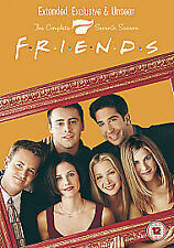 Jennifer Aniston-Friends Season 7 - Extended Edition DVD  DVD NEW