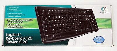 Logitech MK120 Desktop Keyboard LOG920002478 Each Color : Black