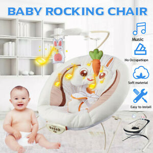 27 Safety Baby Rocking Chair Electric Cradle Swin For Newborn