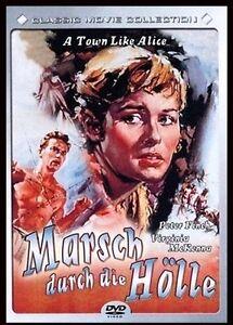 DVD-Marsch-durch-die-Hoelle-1956-Virginia-McKenna-Peter-Finch-Takagi-NEU-amp-OVP