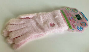 EARTH-THERAPEUTICS-PINK-ULTRA-PLUSH-ALOE-MOISTURE-GLOVES-W-ALOE-VERA-amp-VITAMIN-E