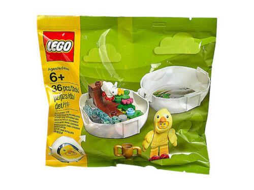 Lego 853958 Easter Chicken Skater Pod 36pcs Polybag New Sealed