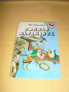 DISNEY-MICKEY-CLUB-DU-LIVRE-034-Donald-Alpiniste-034