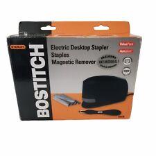 Stanley Bostitch Electric Automatic Desktop Stapler 02638 Antijam