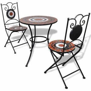Mosaic-Bistro-Table-60-cm-with-2-Chairs-Terracotta-White
