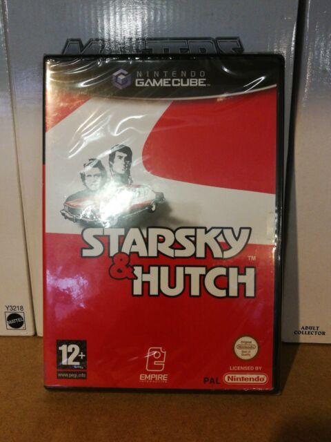 Starsky & Hutch Nintendo GameCube PAL SEALED
