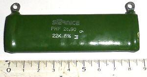 2-resistances-non-inductives-Sfernice-22000-ohms-32-watts-NOS