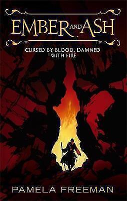 1 of 1 - Freeman, Pamela, Ember And Ash, Very Good Book