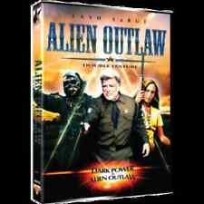 Alien Outlaw Double Feature: Dark Power/Alien Outlaw (DVD, 2012)