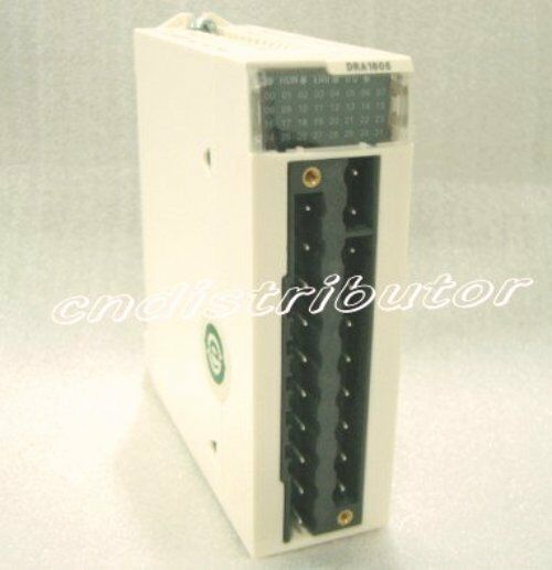 New In Box Schneider PLC Discrete Output Module BMXDRA1605, 1-Year Warranty !