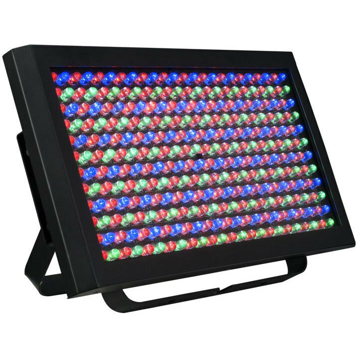 Panel de perfil perfil perfil Adj RGBA Panel De Color LED interior compacto con control remoto infrarrojo inalámbrico UC  mas barato