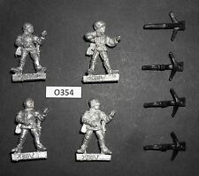 Warhammer Citadel Metal Empire CROSSBOWMEN & PLASTIC X-BOW x4 O 354