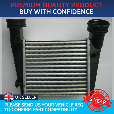 BRAND NEW INTERCOOLER TO FIT VW PASSAT//SKODA SUPERB 2001 TO 2008 NO SENSOR HOLE