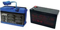 Peg Perego 12 Volt 7 Ah 8 Ah Slim Battery Replacement 12v 7ah 8ah