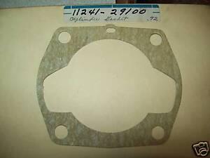 NOS Suzuki TC185 Cylinder Gasket 11241-29100