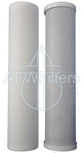 Whfkbb Sédiment Carbone Remplacement Big bleu Filters