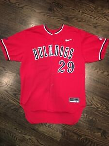 new arrival 1aa50 2d3fa Details about Game Worn Fresno State Bulldogs Jersey Used #29 New York NY  Yankees AARON JUDGE