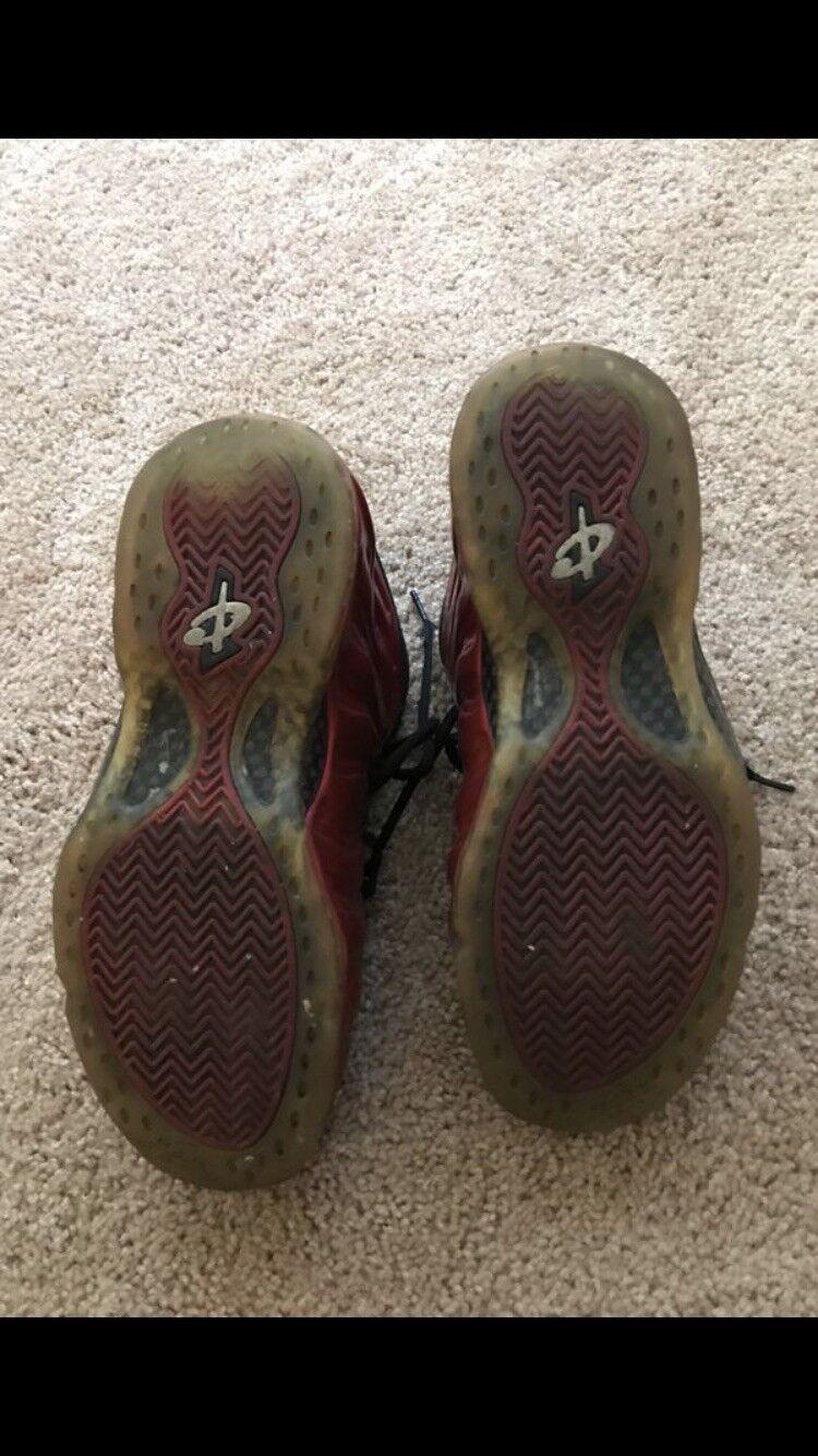"Nike Nike Nike Air Foamposites One ""Metallic Red"" (314996-610) Men's Shoes Size 11 526479"