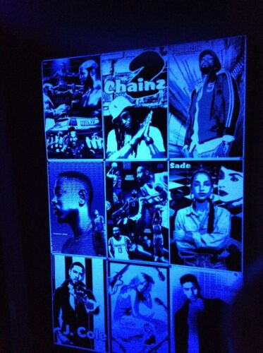 """/""""Black Light/"""" Posters** w//Free Shipping 10 **Choose Any"""