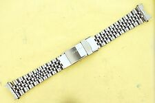 SEIKO JUBILEE FOLDED BRACELET 20mm Z20 6105 6217 7C43 7S26 CITZEN WATCH NR#150