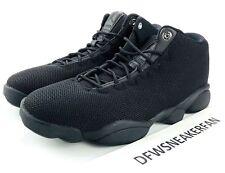 45e40885ce7b item 2 Nike Air Jordan Horizon Low Men s Size 11 Triple Black Basketball  845098-010 New -Nike Air Jordan Horizon Low Men s Size 11 Triple Black  Basketball ...