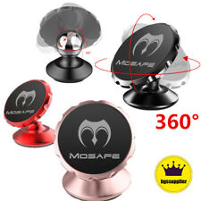 360 Degree Mosafe Magnetic Car Mount Dashboard Stand Holder For Cell Iphone