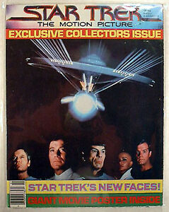 Vintage-1979-Star-Trek-The-Motion-Picture-Poster-Book-1-UNREAD
