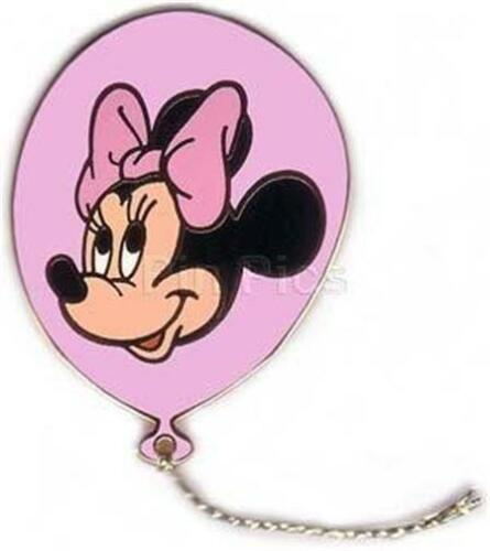 MINNIE MOUSE PINK BALLOON CAST MEMBER EXCLUSIVE 2001 DISNEY PIN